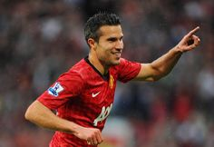 robin van persie | Robin van Persie Man United wallpaper - Football Wallpapers
