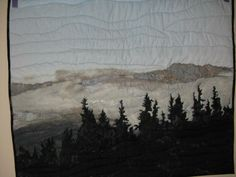 Landscape Quilt from picture.