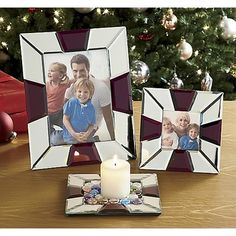 Picture Frame & Candle Tray Set in Holiday 2012 from Ginnys on shop.CatalogSpree.com, my personal digital mall.