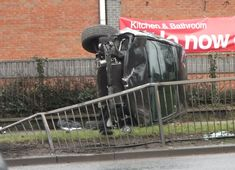 Police dealing with collision on Hardwicke Circus https://www.cumbriacrack.com/wp-content/uploads/2018/02/2018-02-13-034.jpg Emergency services are dealing with a  one-vehicle road traffic collision on the southbound carriageway of Georgian Way in Carlisle    https://www.cumbriacrack.com/2018/02/13/police-dealing-collision-hardwicke-circus/