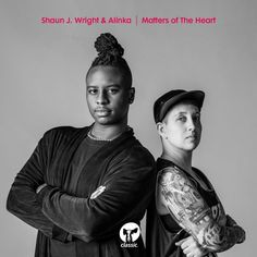 Shaun J. Wright & Alinka - Matters Of The Heart