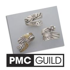 Simple Bypass Ring Using PMC+ or PMC 3 Jewelry Project