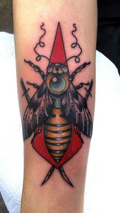 Gerald Feliciano #Insect #tattoo #tattoos #art