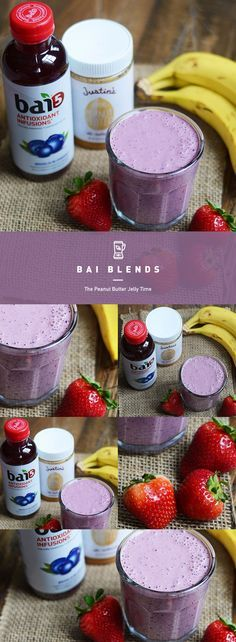 We could have called this smoothie nostalgia through a straw with each sip youll taste why. Light and fruity Brasilia Blueberry perfectly balances the rich and creamy natural peanut butter. This smoothie has enough protein fiber and healthy fat to fill you up at breakfast or lunch without weighing you down with extra sugar.