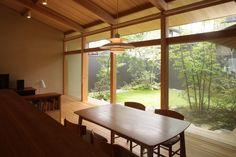 京田辺の家 横内敏人建築設計事務所
