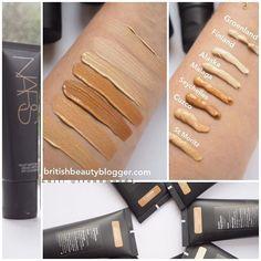 Nars Velvet Matte Skin Tint SPF 30 Coming Soon!