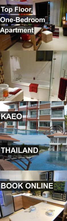 Hotel Top Floor, One-Bedroom Apartment in Kaeo, Thailand. For more information, photos, reviews and best prices please follow the link. #Thailand #Kaeo #TopFloor,One-BedroomApartment #hotel #travel #vacation