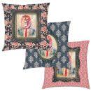 Prezzi e Sconti: #Lion cushion floral  ad Euro 27.99 in #Hipster animals #Entertainment merchandise print