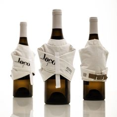 Vino Loco, A 'Crazy' Spanish Wine Wrapped in a Straitjacket