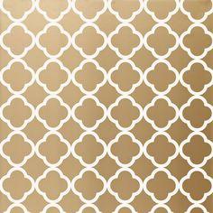 Morocco Gold Wallpap
