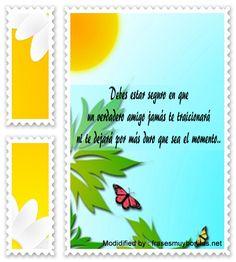 enviar bonitos saludos de amistad,sms de amistad gratis para enviar : http://www.frasesmuybonitas.net/mensajes-de-amistad/