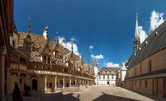 Hostel Dieu Beaune - Beaune – Wikipedia — Foto Stefan Bauer