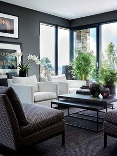 Contemporary home decor - 27 Outstanding Contemporary Living Room Designs – Contemporary home decor Luxury Homes Interior, Luxury Home Decor, Stylish Interior, Resort Interior, Condo Interior, Bathroom Interior, Contemporary Interior Design, Decor Interior Design, Modern Contemporary