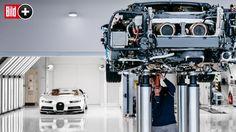 BILDplus Inhalt  Bugatti Chiron - Hier entsteht der stärkste Sportwagen der Welt - http://ift.tt/2l1vGYb #nachricht