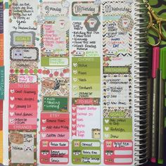 Midweek in ECLP. It's our anniversary this weekend so I went with Black and Roses Weekly Kit theme.  I made meal plan stickers and ombre checklists to match the kit. I'm thinking of adding them to all the kits!  Also Happy Veteran's Day!  #planner #planning #plannernerd #planneraddict #plannercommunity #plannergoodies #plannertickers #etsy #eclp #erincondren #erincondrenlifeplanner #lifeplanner #inkwellpressplanner #filofax #kikkik #maydesigns #planningwithbelinda #plannergeek by alohadoodle