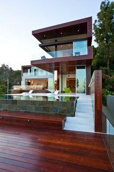 Modern Home Architecture   Architecture Spots