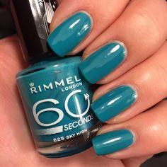 Rimmel 60 Seconds – Sky High (825)