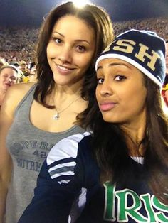 Skylar Diggins & Natalie Achonwa