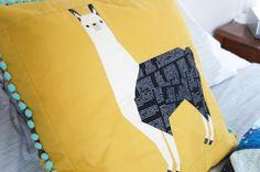 llama paper piece pattern