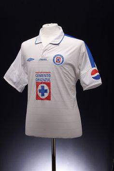 Cruz Azul Football Shirt (2003 - 2005)
