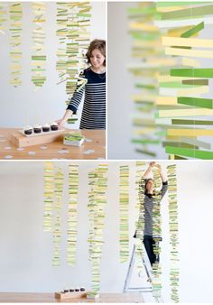 20 Brilliant Paper DIY Experiments | AntsMagazine.com