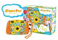 EasyPix Digitální fotoaparát pro děti KiddyPix | MALL.CZ