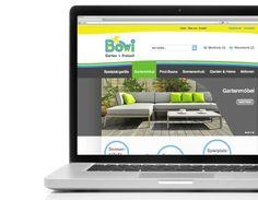 Bowi Onlineshop Shops, Sauna, Electronics, Tv, Website, Tents, Retail Stores, Television Set