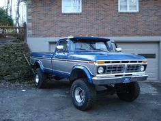 1979ford truck pics | 1976 Ford F-150, 1979 Ford F-150 picture, exterior