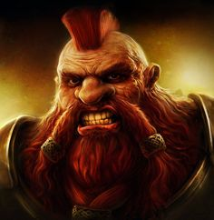 ArtStation - Dragon Slayer, Lukasz Struk