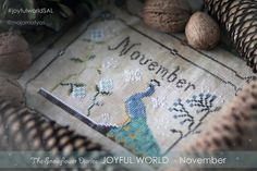 Creative blog about designing in the needlework industry.