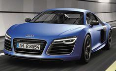 Audi R8 2013.