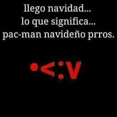 Pacman navideño ;3