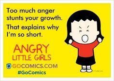 Angry Little Girls #GoComics