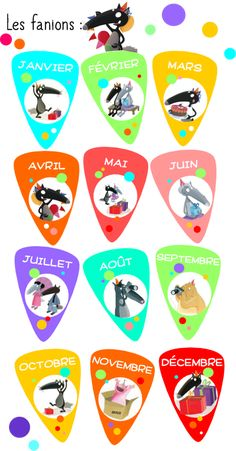 Man of the month with the Wolf French Classroom, School Classroom, School Fun, School Organisation, Birthday Display, French For Beginners, Petite Section, Teaching French, Birthdays