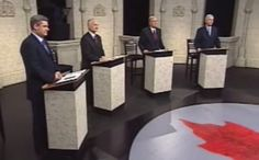 2005 Canadian Federal Election Debate
