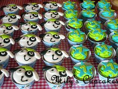 Doki discovery kids by Mily'sCupcakes, via Flickr