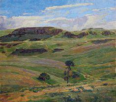 George Carlson paintings | ... earned Carlson the Robert Lougheed Memorial Award), By GEORGE CARLSON