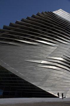Panels - QuadroClad Metal Facade Panels / Hunter Douglas Contract