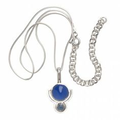 Drops of Blue Necklace - Jewelry - Products