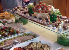 Celebration Treats 4U: Juhlat kotona - juhlien järjestäminen