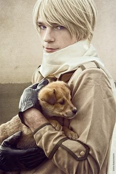 Russia /// Hetalia: Let's be real here - how many guys have you seen cosplay in this fandom? I'd say he's a champ for stickin out. n_n