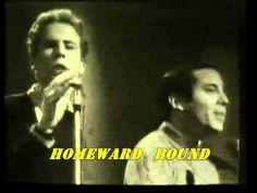 Simon & Garfunkel - Homeward Bound - With Lyrics