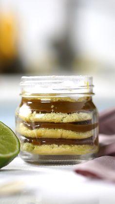 Brazilian Wedding Cakes (Bem Casados) ~ Recipe   Tastemade