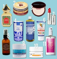 11 Awesome (And Natural!) Beauty Products You Can Find At Whole Foods! 9. Derma e Tea Tree & E Antiseptic Crème, $13.99 Use this moisturizer, packed with Vitamin E and tea tree oil, for everything from dry skin ...