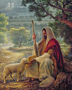 LOST NO MORE The shepherd and his flock have been ever-present symbols of the Lord and the people of His pasture. The ancient role of a shepherd was much more than an assignment to herd sheep. The shepherd loved his sheep, he knew them, named them, provided for and protected them. In return, the sheep... Read More ›