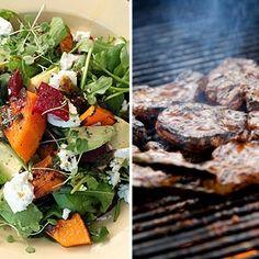 10 amazing braai salads - Food24 Easy Prawn Recipes, Braai Recipes, Cooking Recipes, South African Salad Recipes, Best Dishes, Side Dishes, Braai Salads, Sticky Pork Ribs, Easy Pasta Salad