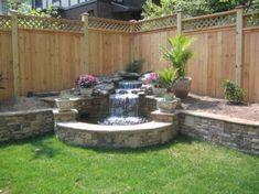 Fresh and beautiful backyard landscaping ideas 44