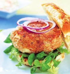 Love Food Cookbooks, Meat-Free Monday: Cheese & Apple Burger