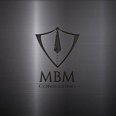 Progettazione logo azienda di consulenza.- MBM #logo #design #grafica #illustrator #graphic  @graphiCreation
