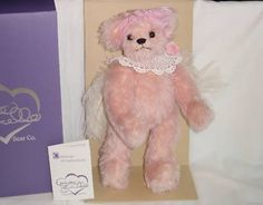 Annette Funicello - Jennifer - Mohair Angel Bear
